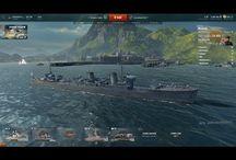 Эсминцы Японии World Of Warships / Одни из первых моих обзоров с ЗБТ World Of Warships про эсминцы Японии.