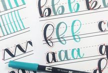 cALiGrApHy LeTtErInG