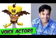 Crash Bandicoot Characters and Voice Actors + Endings