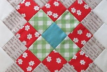 Quilt Blocks...Ideas / by Peggy Hudson