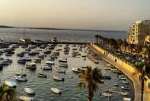 Bugibba / Bugibba, Malta