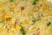 Rijst maaltijden