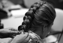 The Braidy Bunch / Buckled braid, french braid, fish braid. Mix it up and rock this constantly cute hair trend. / by b-glowing