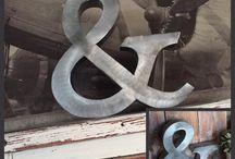 Industrieel / Een greep uit onze industriële woonaccessoires........