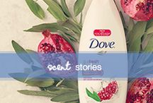 Scent Stories / Behind every Dove scent, there's a story—an inspiration that traces us back to fond places and memories. Let your senses lead you to the little narratives that make every Dove scent unique. / by Dove