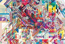 Gene of Surrealism / 20世紀前半に活躍したシュールレアリストたちの作品は、現代のグラフィックデザインやイラストレーションにも大きな影響を与えています。  このボードでは、4人のクリエイターにフォーカスし、シュールレアリスムの遺伝子を「いま」のアートワークの中からさぐります。  ・Filmout ・斉木 晃 ・南海アッシュ ・Atsushi Kuba