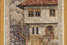 mozaik caddeler