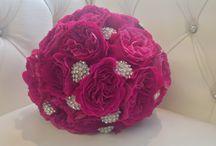 David Austin roses / David Austin roses wedding flowers