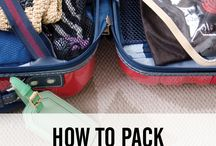 Travel & packing tips / by Susan Izquierdo