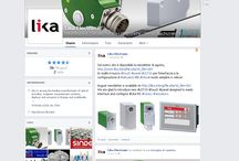 Connect w/ Lika Electronic online / Lika Electronic is every day committed to offering the highest quality products and service and getting as close to you as possible in order to provide at all time the information and support you need for each day-to-day requirement. Nowadays there are new ways to communicate and keep in touch, explore them,  join Lika on Facebook, Twitter, Google+, YouTube, Slideshare and more!
