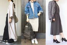ファッション|ママコーデ