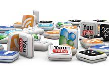 SOCIAL MEDIA / Profilele Social Media create si adaptate cu un design unic si de impact pentru site-ul tau, vor atrage cu siguranta atentia potentialilor clienti si a site-urilor concurente din mediul online.  Servicii oferite:  red-check Creare / Administrare cont Facebook Creare / Administrare cont Google + Creare / Administrare cont YouTube Creare / Administrare cont Twitter Creare / Administrare cont Pinterest