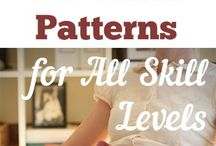 DIY Patterns and Tutorials / Fashion patterns and tutorials