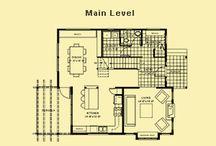 планировки коттеджи дома