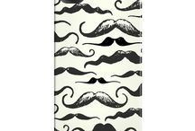 mustaches <3 / by Maddy Partridge