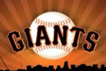 all things GIANT / a board dedicated to my beloved baseball team. <3 / by Sabrina Brown