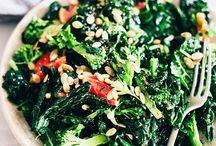 Salad & Dressing