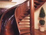 Dream House Ideas / Contains not only décor but also some desired architecture. / by Allison Chipman