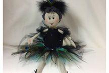 Sleeping Beauty Fairy Designer Dolls