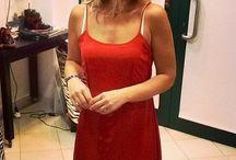 Happy client in my shop / Clienti felici in posa per me con outfit Ipnosi Abbigliamento!