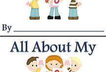 All About Me / by Michelle Alvarez