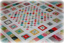 Quilting / by Leslie Donley