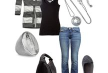 outfits / by Kristi Donker