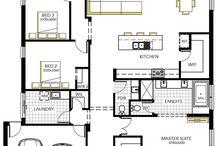nesting | floorplans