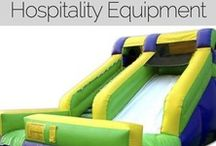 Inflatable Jumpers & Party Rentals / www.CalAuctions.com