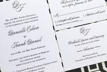 Formal Wedding / Formal & Classic Wedding Details