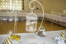 Centerpieces / Interesting centrepiece ideas for you Wedding Day.