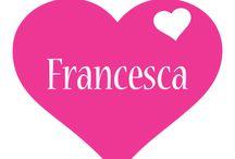 Francesca ♥