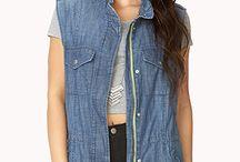 Style: Vests & Jackets