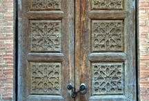 Doors and walls / by Marina
