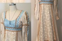 Gunne Sax and Vintage Clothing