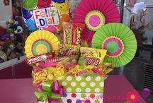 Anchetas de dulces