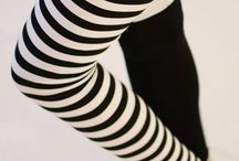 I love....leggings and tights / by Rhonda Loje