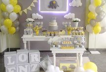 Final baby shower