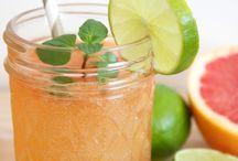 Limonade, Eistee & Co