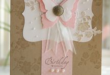BIRTHDAY CARDS / by Tina Hall