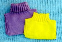 Knitting Adult Apparel / Very easy projects, many using up your leftover yarn. / by Frugal Knitting Haus