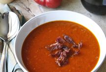 Soups / by Amy Cullinane