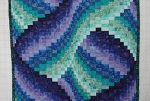Bargello quilts patterns