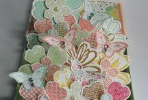 Cards - Flower Shop, Petite Petals, Birthday Blossoms