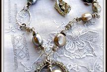 Jewelry Modern/Vintage / by Micheline Gilmore- Hendricks