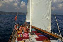 Sailing Göcek / Gunay 1 / Http://turkeygoceksailing.wix.com/gunay1