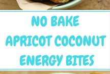 Energy Bites, Balls, and Bars Recipes / Energy Bites, Balls, and Bars Recipes
