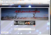BLOGS DE ANA ALEJANDRE / Tablero dedicado a los blogs temáticos de Ana Alejandre en los que se puede encontrar literatura, aficiones, política, sociología, humor, historia y mucho más.
