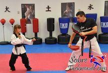 ejercicios para taekwondo
