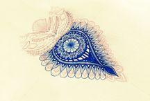 Zentangle / My artwork